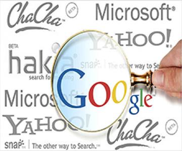 Google vs. Microsoft: sunkiasvorių dvikova