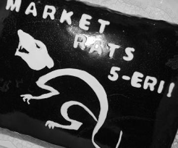 """""""Market Rats"""" 5-ių metų medinis jubiliejus"""