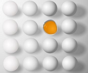 Velykinė kietų kiaušinių paslaptis