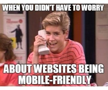 Reitingavimo faktoriai 2017: ar jūsų svetainė pritaikyta mobiliesiems?
