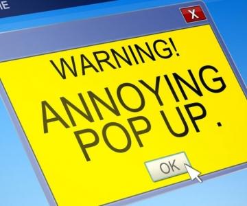 Kaip naudoti pop-up reklamą nepakenkiant svetainės SEO