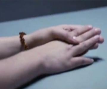 Amber Friendship Bracelets gintarinė apyrankė TV ekrane